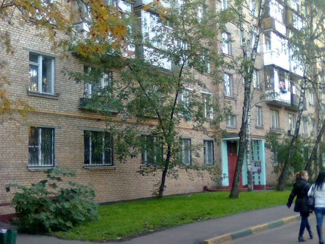 Москва, Молостовых ул. дом 17 копус 2