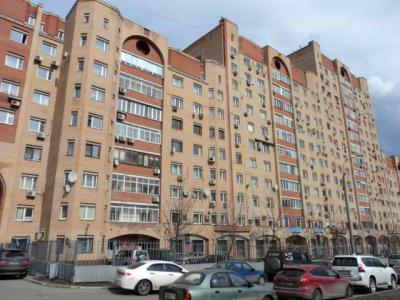 Москва, Гарибальди ул. д.36